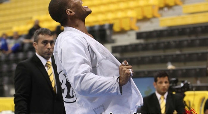 Count down to IBJJF Pro League GP 2016 with Mahamed Aly's BJJ highlights