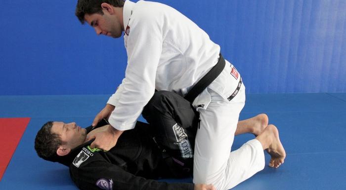 Brazilian Jiu-Jitsu lesson: Marcus Buchecha teaches how to pass guard straight to the mount