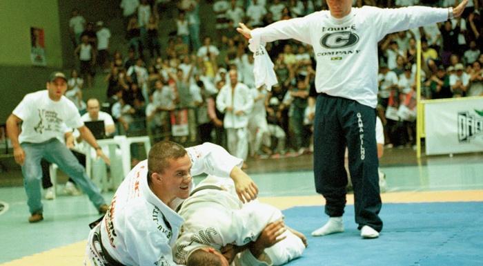 BJJ History: In 1998, BJJ Challenge between Rio de Janeiro and Minas Gerais