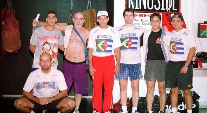Boxe Cuba