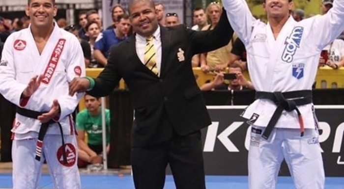BJJ World Master 2016: Romulo Barral, Rafael Lovato Jr... Check out the photos of all champions from the master-1 group