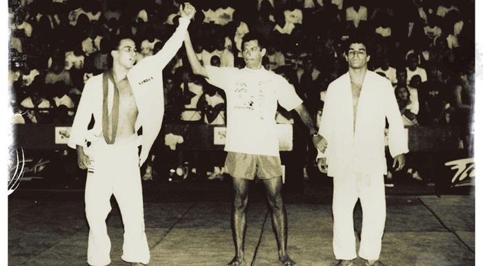 BJJ history: Atlantico Sul Cup