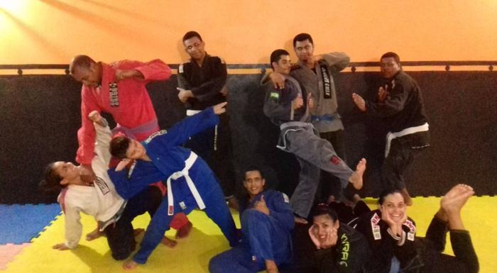 Clube de Jiu-Jitsu Pitbull - Vitória -ES