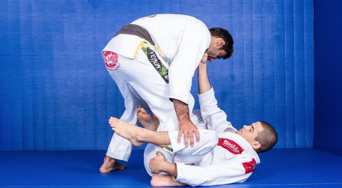 The technique of Leandro Lo