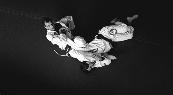 BJJ Photo Essay at Gracie Barra Montreal