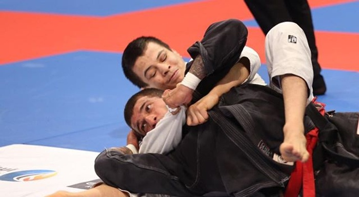Galleries from Abu Dhabi: Black Belt divisions are underway