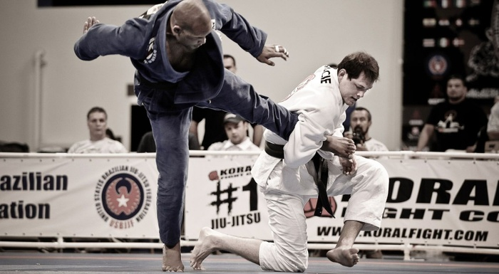 IBJJF Pro League GP 2016: A few highlights of Bruno Bastos in Brazilian Jiu-Jitsu competitions