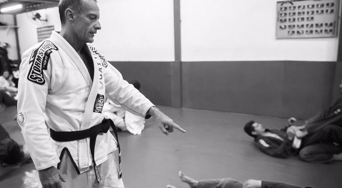 Está Numa Tormenta Vá Treinar Só Jiu Jitsu Salva Defeat