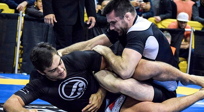 Yuri Simões and Nathiely Jesus got double gold at the No-Gi Worlds; see them in action in the best pics