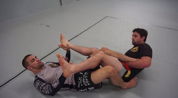 BJJ fundamentals: Garry Tonon discusses concepts and teaches how to defend against ankle lock from 50/50 guard