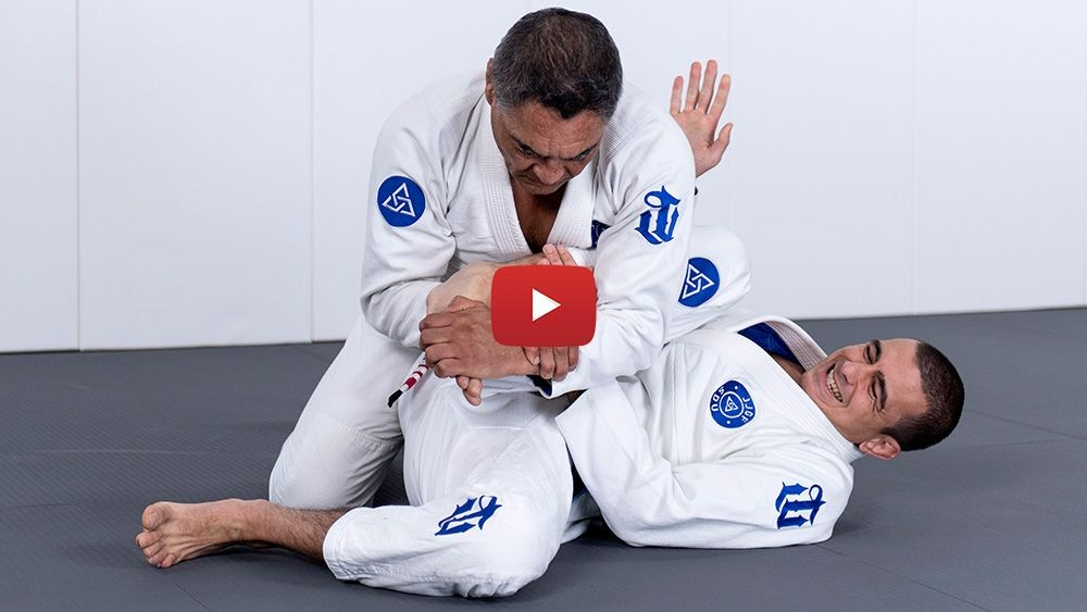 Rickson Gracie presents the Immersion video lessons