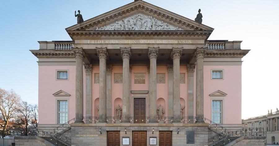 Cover Image - Staatsoper Unter den Linden / Marcus Ebener