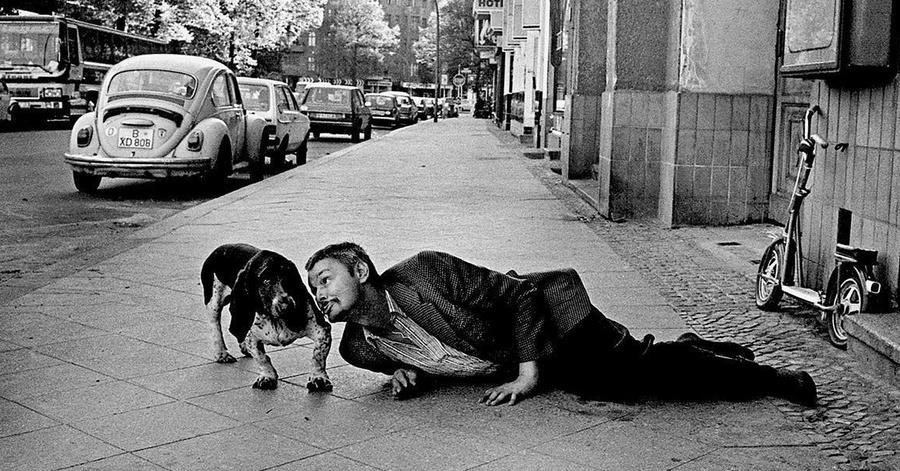 """Cover Image - © Miron Zownir, ohne Titel, aus der """"Berlin Noir"""" Serie, 1979"""