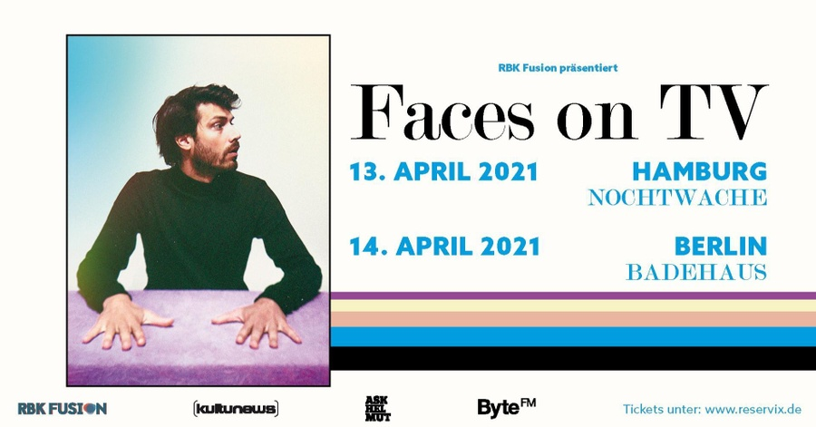 Cover Image - Faces on TV