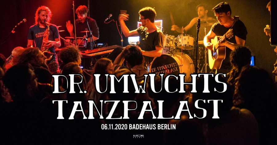 Cover Image - Dr. Umwuchts Tanzpalast