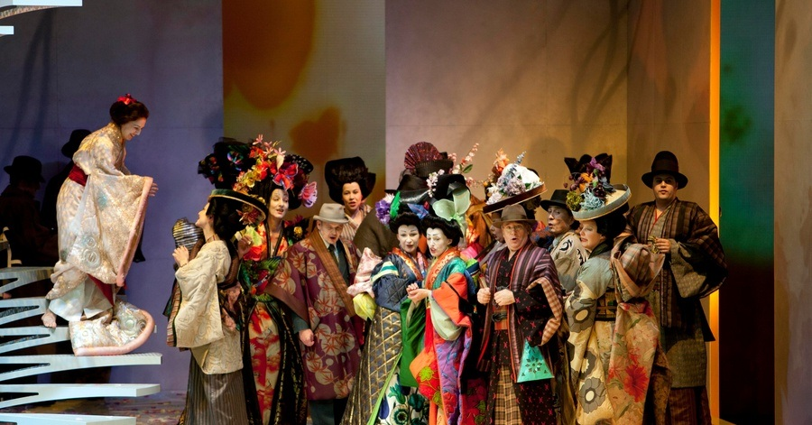 Cover Image - Madama Butterfly
