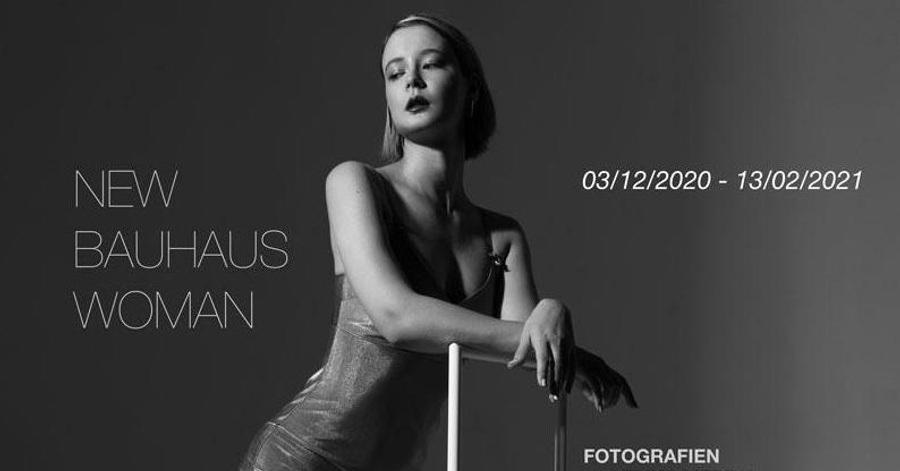 Cover Image - New Bauhaus Woman - Elina Liepina