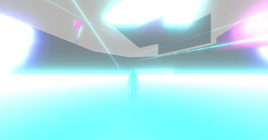 »Synthetic Pulsar« by Marcin Pietruszewski and Alex Freiheit, 2021. Image courtesy of Marcin Pietruszweski.