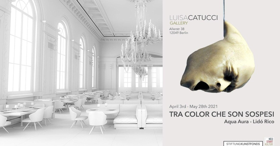 Cover Image - Luisa Catucci Gallery