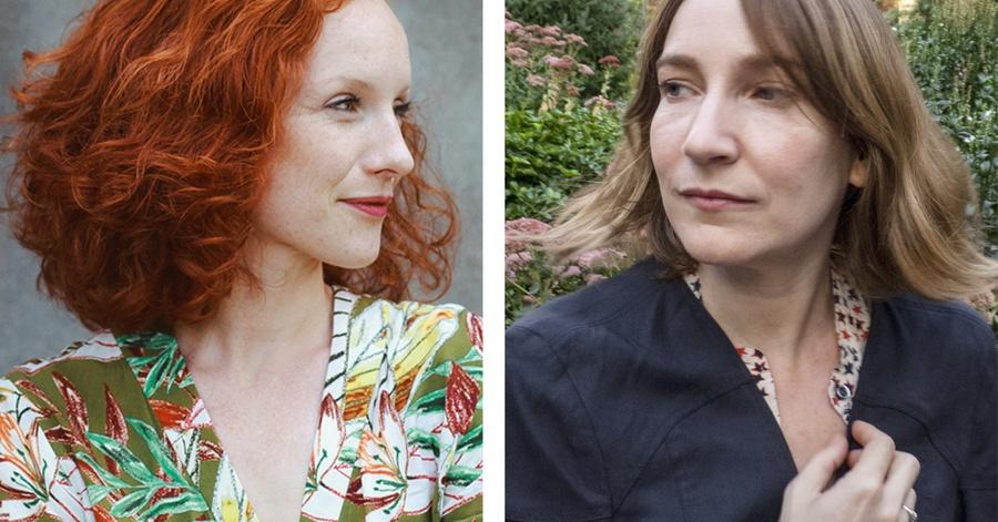 Cover Image - Jasmin Schreiber (Foto Teresa Bücker); Sylvia Plachy (Foto Sheila Heti)