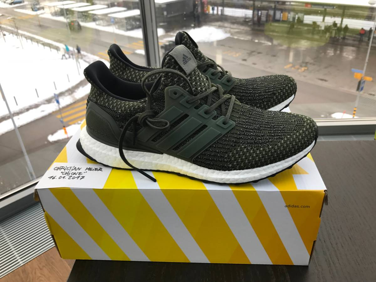 adidas Releases Ultra Boost 3.0 in