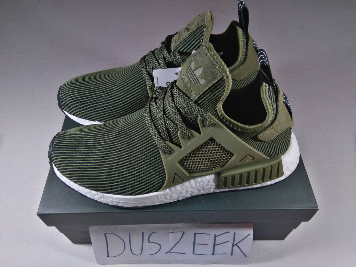 Adidas NMD XR1 Black Duck Camo Just Things