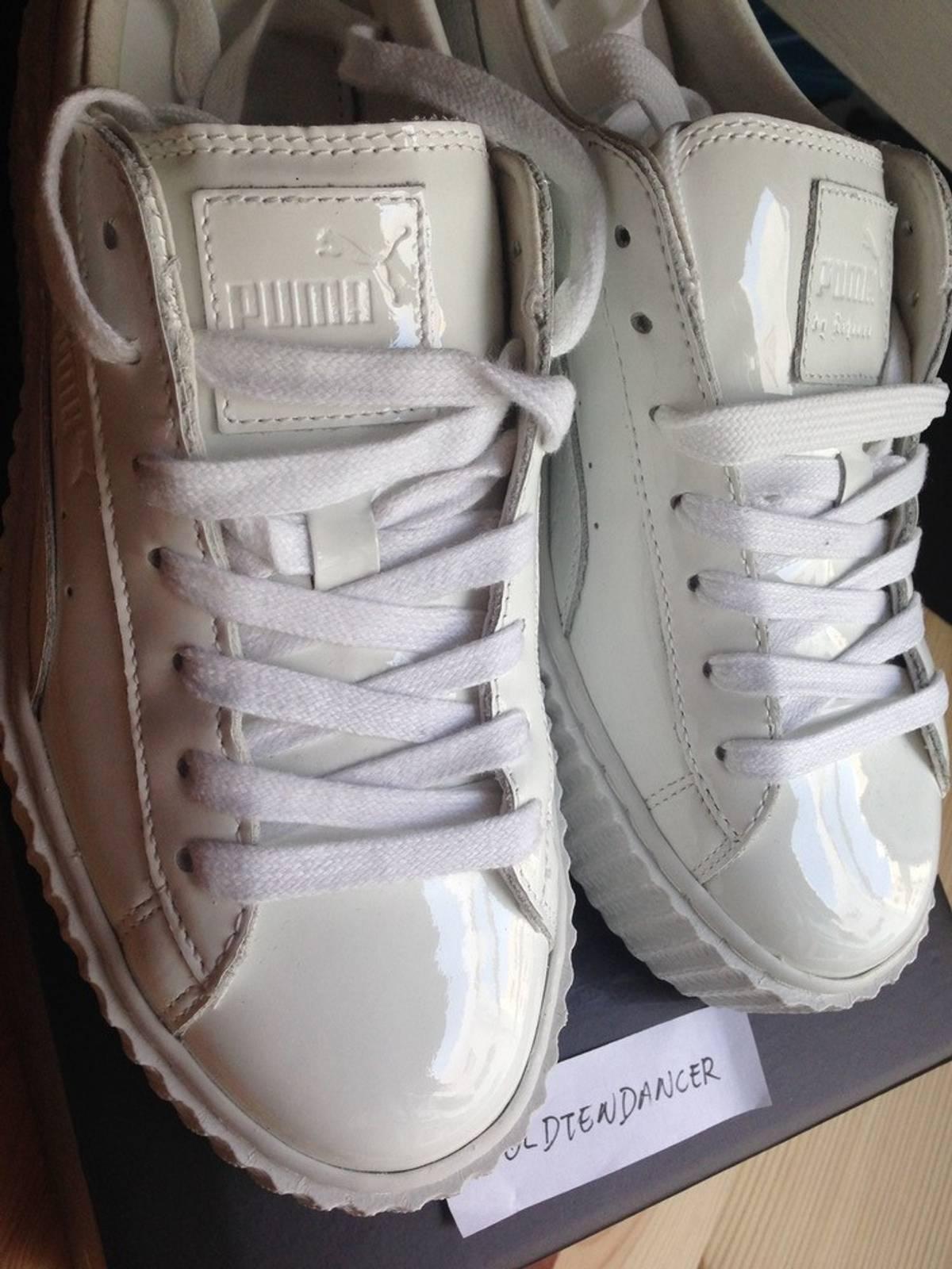 promo code fe703 ed6bd puma creeper white glo parts