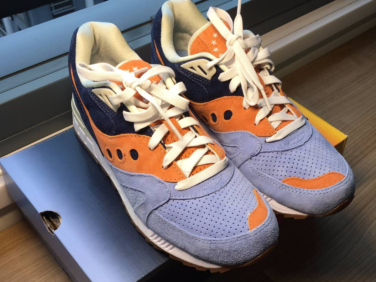 Saucony Shadow Master X UBIQ 'Atlantic Tide' - photo 1/7