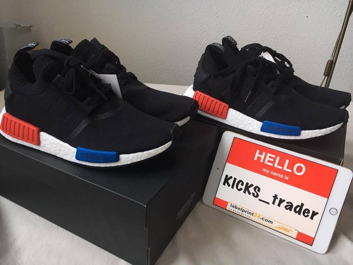 OG NMD Review W/On Foot