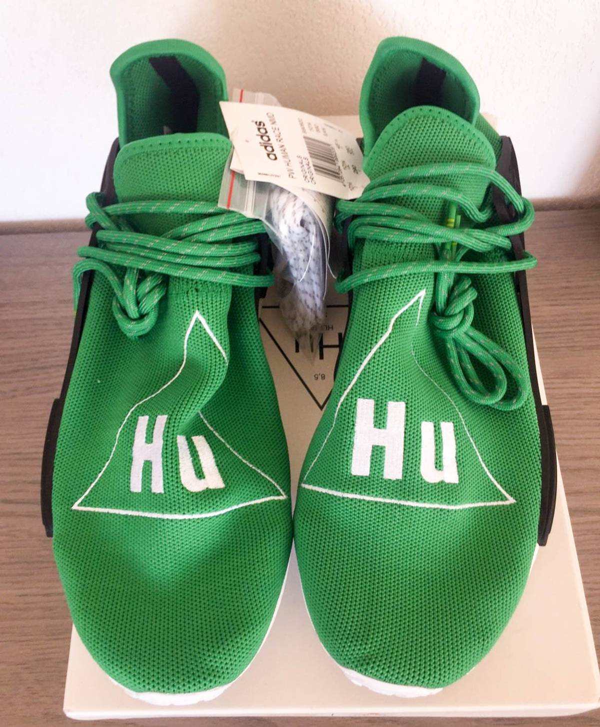 Adidas nmd PW Human Race NMD green BB0620 Pharrell Williams
