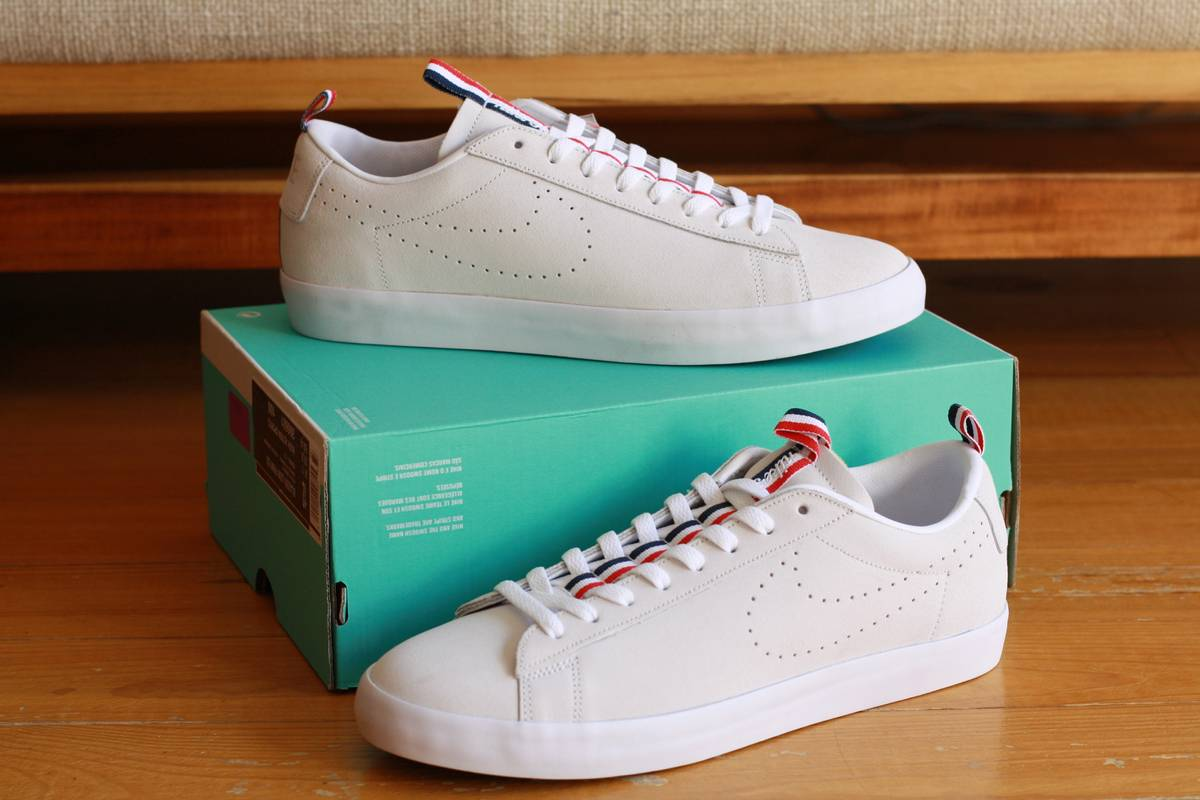 the best attitude 93f52 98afb ... Nike sb x call me 917 – country club collection - blazer low prm qs  us12 ...