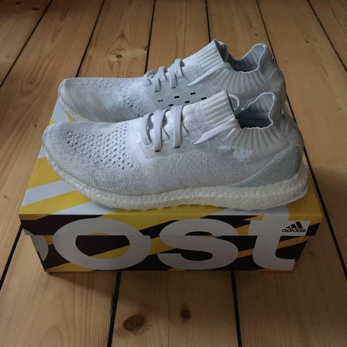 ON FEET: Adidas Ultra Boost White