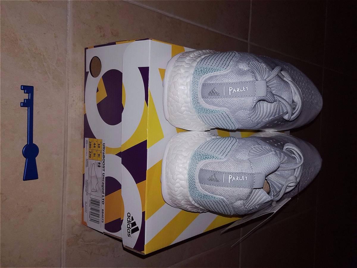 adidas ultra boost ltd bb4677 ultraboost triple black 1.0 us12.5