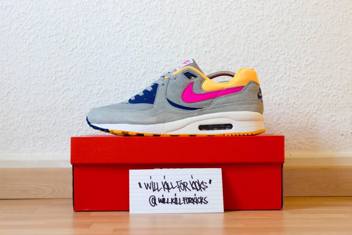 big sale 61600 3ea08 ... Nike x size Air Max Light LE B Cement Pack US10 UK9 EUR44 CM28 DS ...