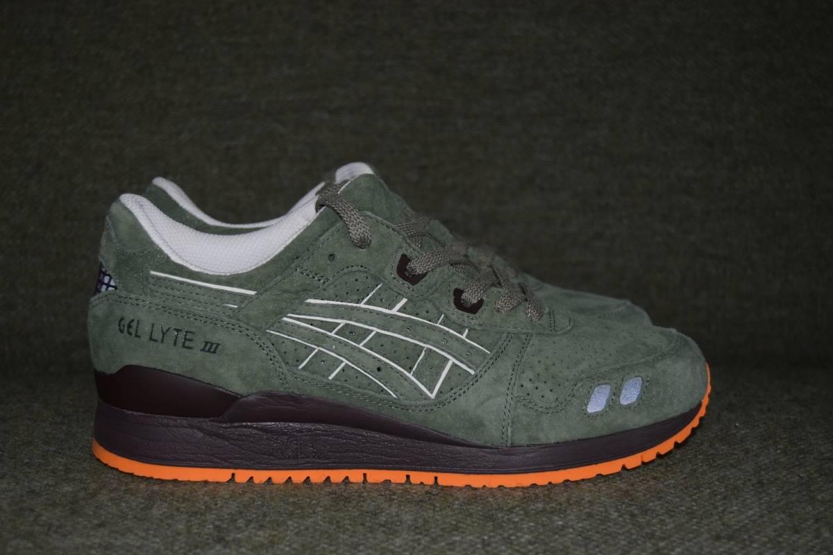 best sneakers a5098 84b82 ... 1 Asics x Ronnie Fieg Gel Lyte III MossadMilitia - photo 13 ...