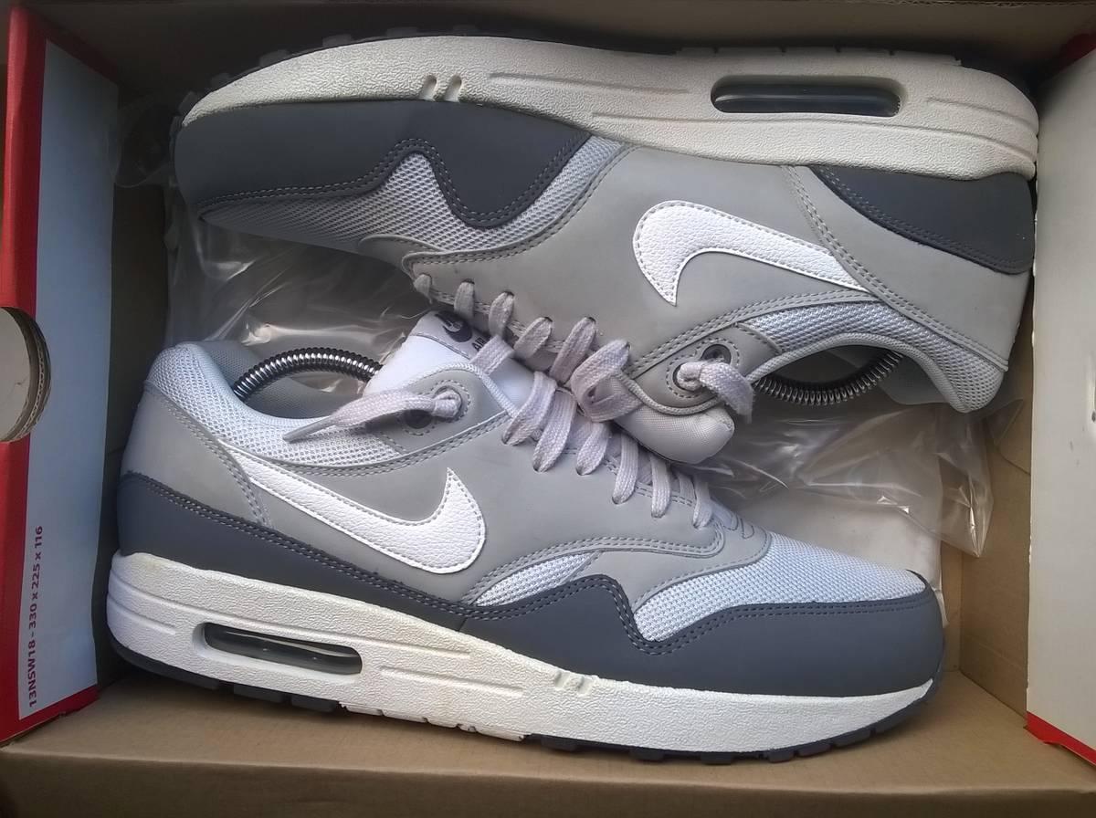 "Nike Air Max 1 ""Essential"" (Grey Ones Retro) - photo 1/3"