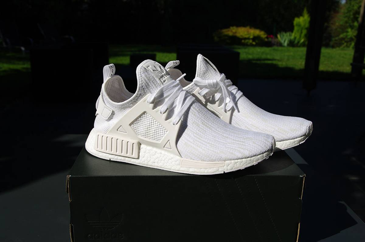 adidas Originals NMD Xr1 PK Runner Women's Boost Running Utility