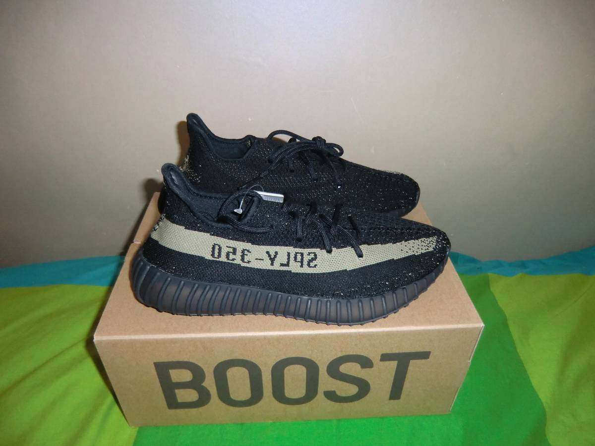 Adidas Yeezy Boost 350 Pirate Black 12US (BB5350) (# 303499) from