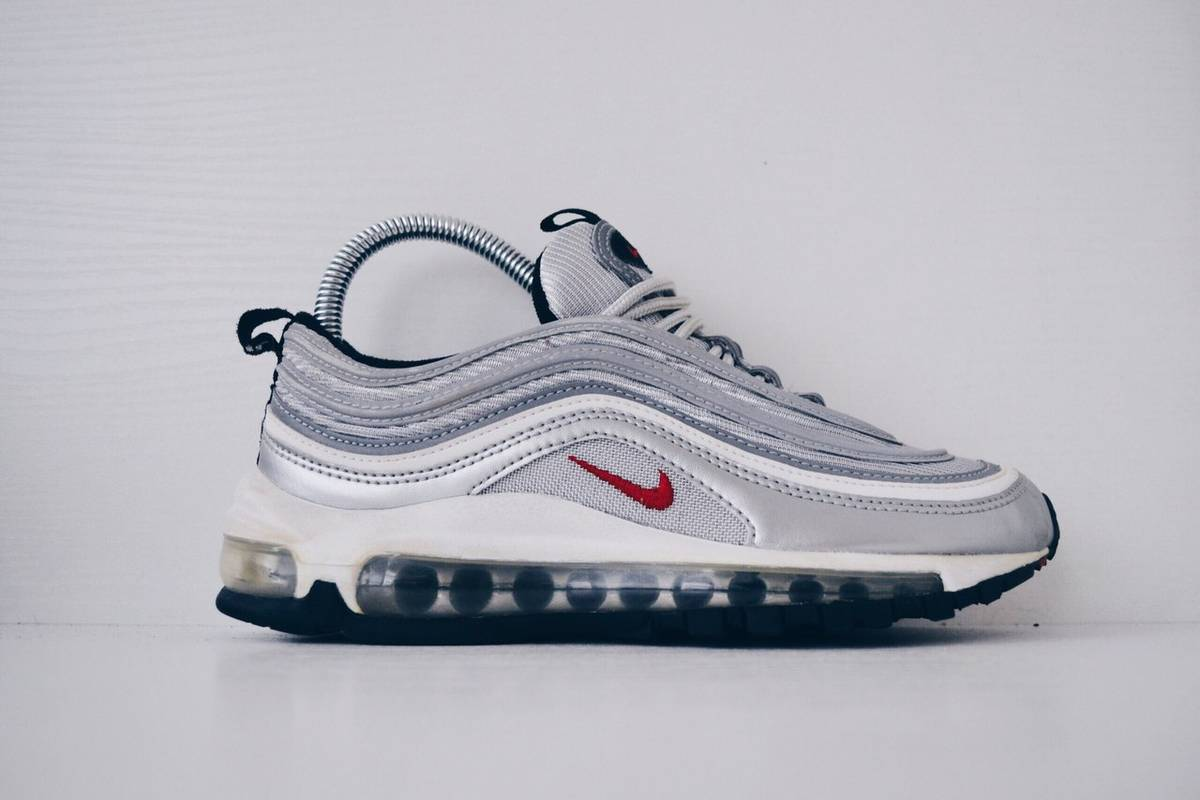 newest 6a72a fc7b1 ... Nike air max 97 og  silver bullet  (2010) ...