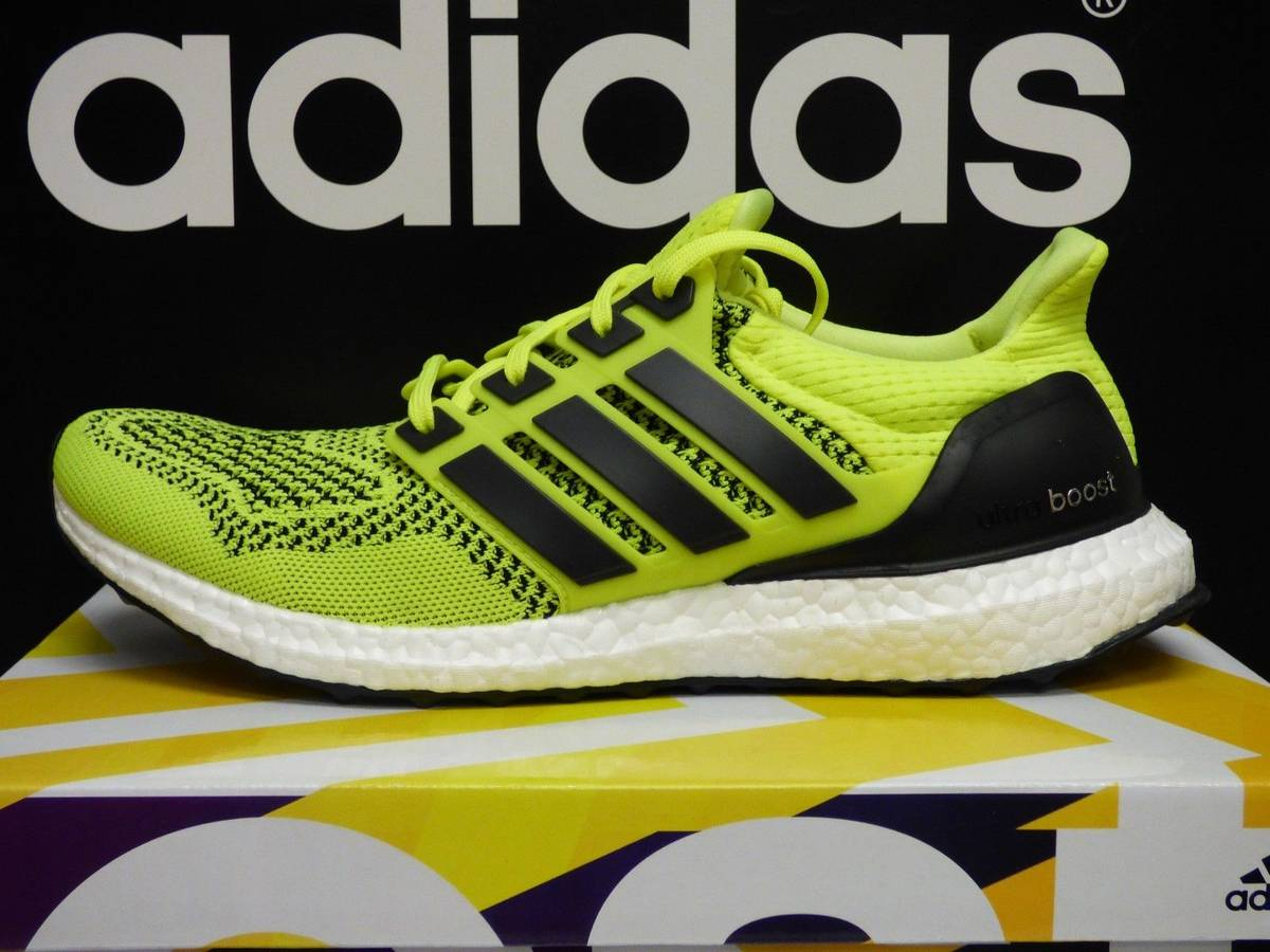 8802a6f4835 ... adidas ultra boost 1.0 solar yellow neon (s77414)