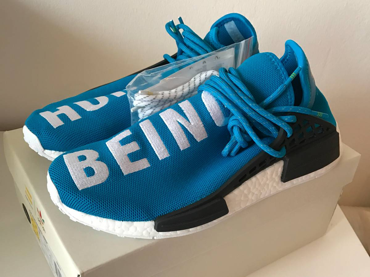 274be2860 adidas Originals Officially Teases Upcoming Pharrell Hu. NMD