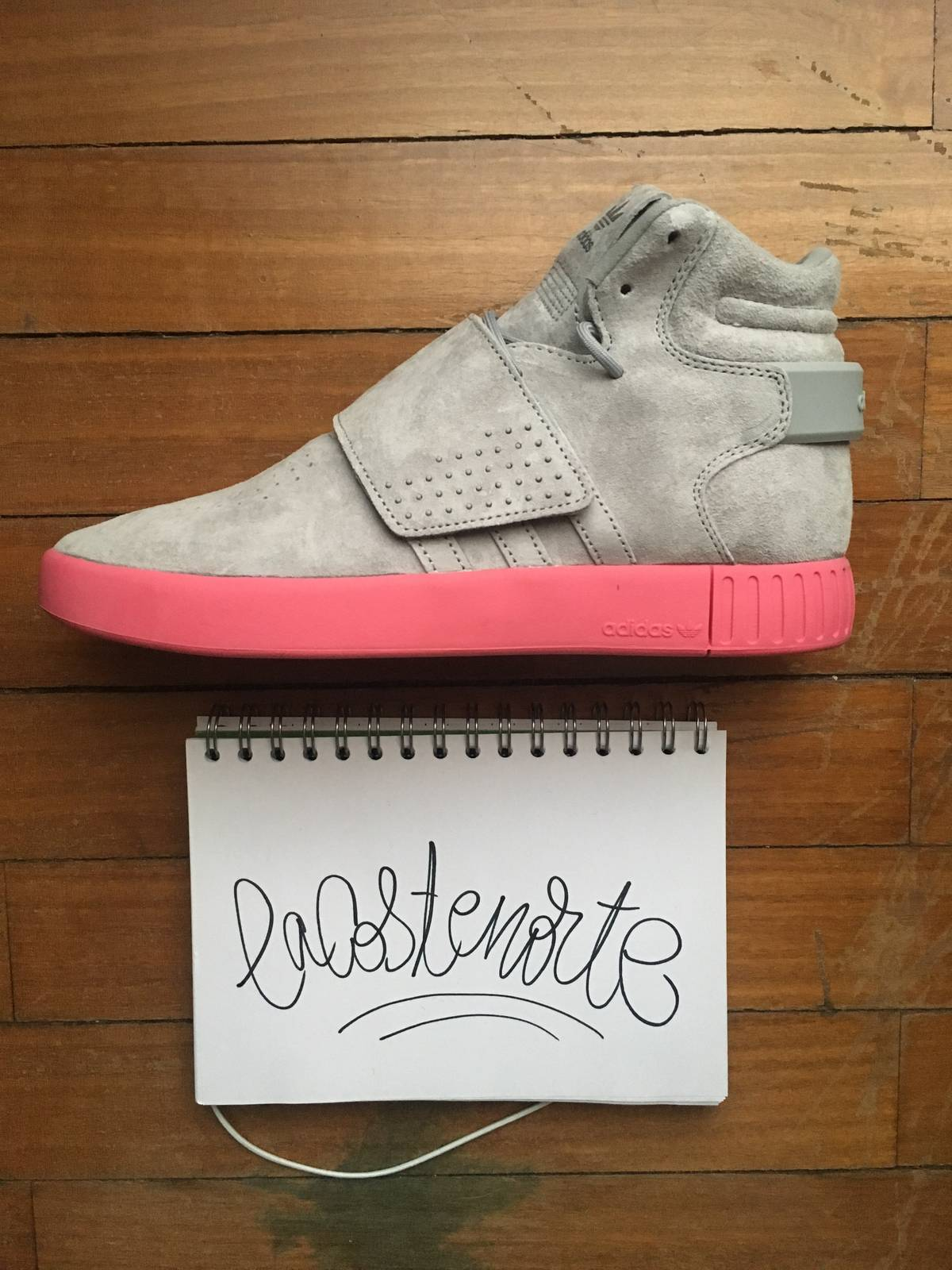 Adidas Youth Tubular Invader Strap Shoes Beige adidas Canada