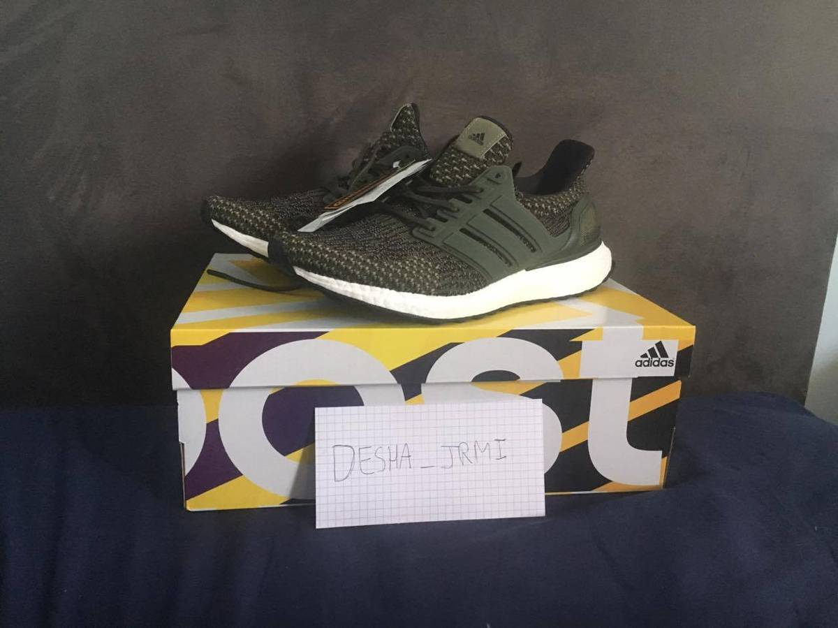Adidas UltraBoost 3.0 LTD 'Trace Cargo' US 10.5 BRAND NEW
