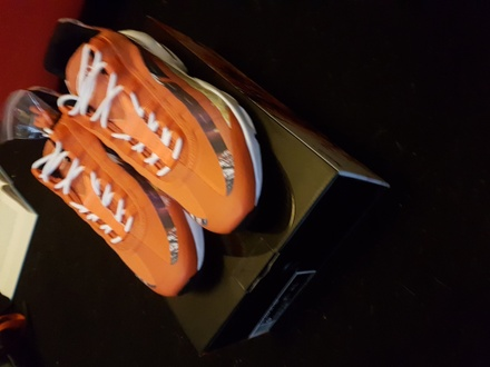 Size x Nike am90 dave white fox - photo 3/4