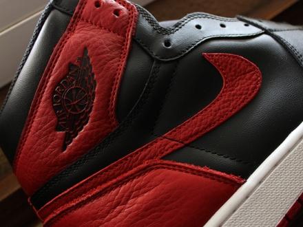 Nike Air Jordan 1 Bred Banned High OG 2016 UK 12 US 13 EU 47.5 - photo 1/8