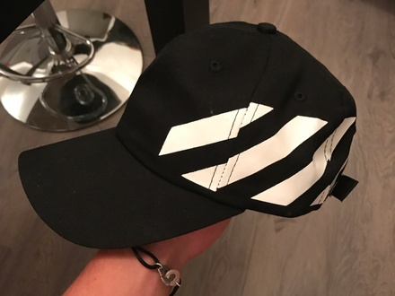 OFF WHITE baseball cap DS - photo 1/4