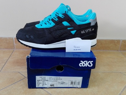 Asics GL3 x Solebox 'Bee' [10,5us][DS] - photo 1/3