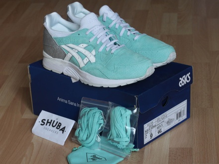 Kith Ronnie Fieg x Diamond Supply Co. x Asics Gel Lyte V 9 US 41.5 NEW DS GL5 RF DS Mint - photo 1/7