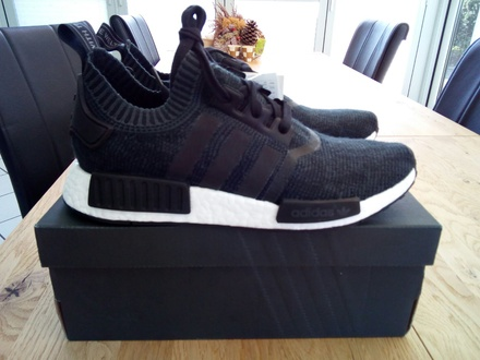 Adidas Runner NMD Winter Wool - photo 1/4