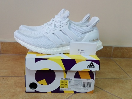 Adidas Ultra Boost White 2.0 [10,5us][DS] - photo 1/3